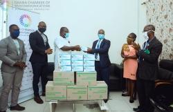 Donation to National Ambulance Service - Thurs June 11, 2020